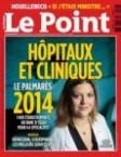 Palmarès Le Point 2014 des meilleures cliniques de France pour la chirurgie de la myopie