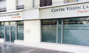 L'équipe du Centre Vision Laser Paris Ouest