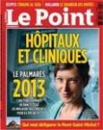 Palmarès Le Point 2013 des meilleures cliniques de France pour la chirurgie de la myopie